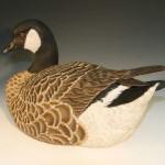 Cackling Canada Goose Decoy 1